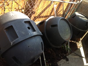 my composters